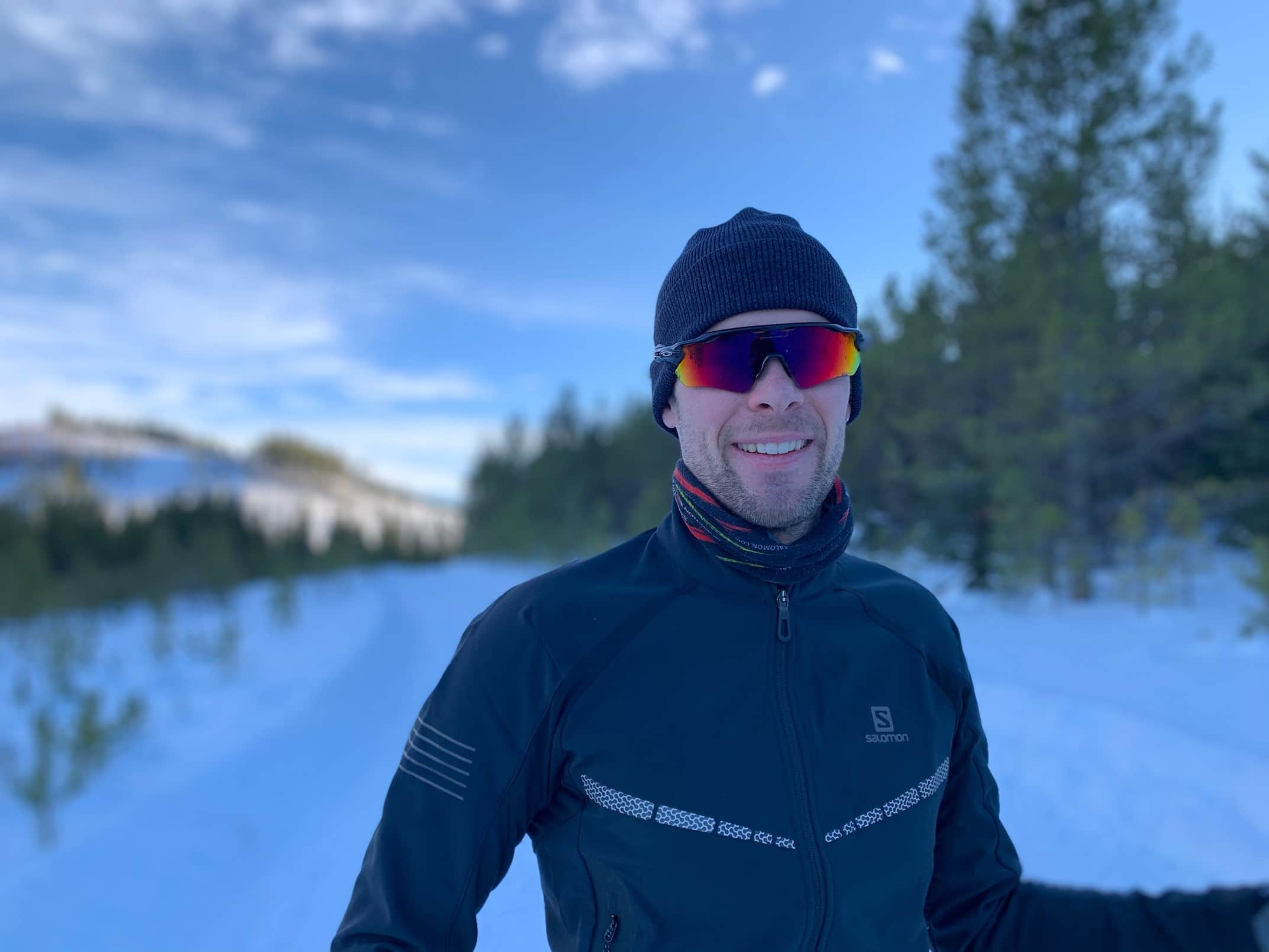 Matt Wylie Physiotherapist for Cross Country Skiers